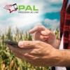AGCO тестирует инновационную службу поддержки Precision Ag Line (PAL) для фермеров, работающих с AGCO и смешанным парком техники