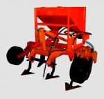 Культиватор навесной виноградниковый КНВ-3 с внесением удобрений