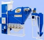 Сепаратор зерна аэродинамический САД-4 т/ч