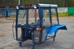 Кабина тракторная низкопрофильная БЛ-80/82